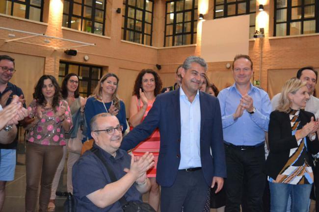 Carmelo Rodríguez gana las elecciones a rector de la UAL con un 87,22% de respaldo