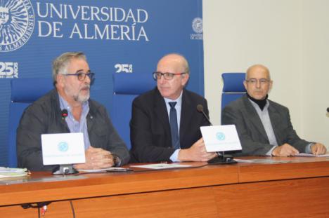 Ponentes de prestigio debatirán en la UAL el futuro de la Alta Velocidad en Almería