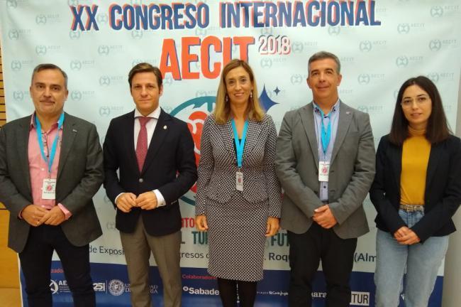 Los científicos del turismo hispano reclaman desde Almería un cambio en estos estudios