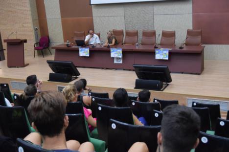 La UAL moviliza por una 'Universidad Saludable'