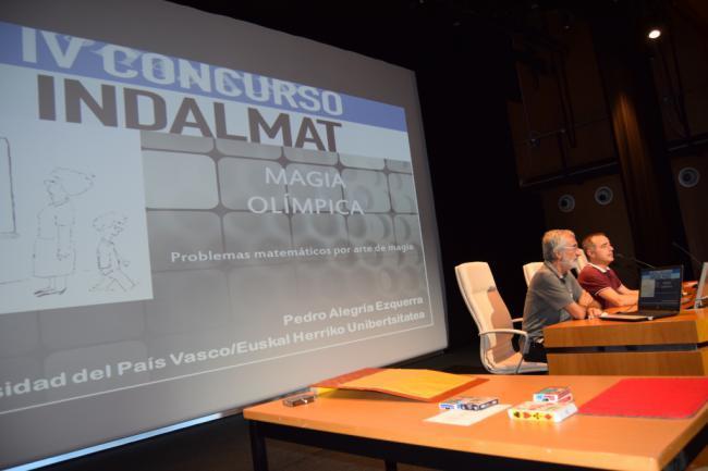 La UAL vuelve a ser ejemplo de divulgación matemática con el IV Concurso Indalmat