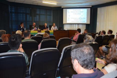 La UAL trae a Almería la sexta edición de las Jornadas 'Policía, Diversidad y Derechos'