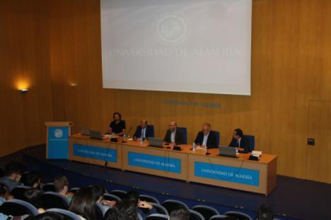 La UAL conmemora el 25 aniversario del Programa Erasmus en Almería