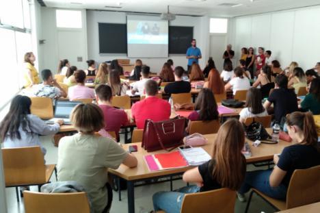 'Ideas Factory 2018' echa a andar motivando al alumnado emprendedor de la UAL