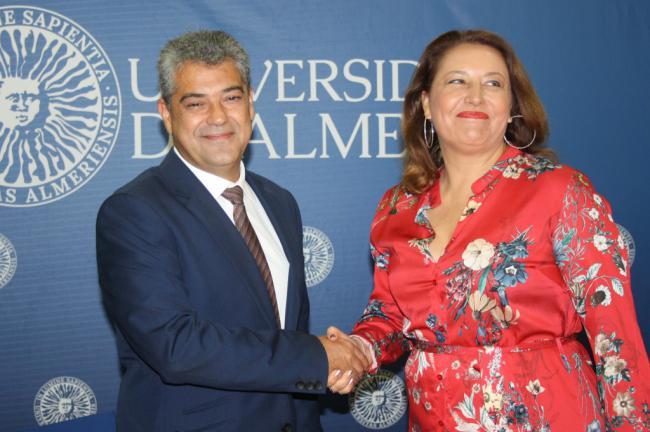 UAL e IFAPA firman un convenio para la realización de Trabajos de Fin de Grado y Máster