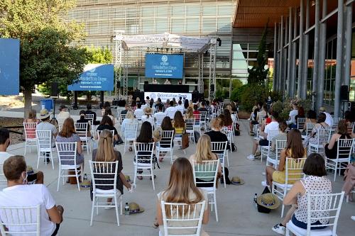La UAL da la bienvenida a más de 200 estudiantes internacionales
