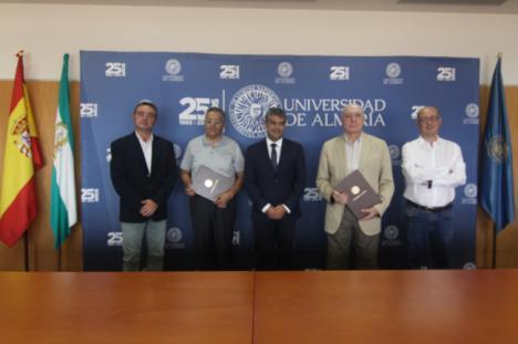 La UAL supervisará un convenio entre la Real Sociedad Matemática Española y una universidad de Tetuán