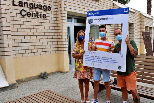 El Centro de Lengua de la UAL crea conciencia lingüística