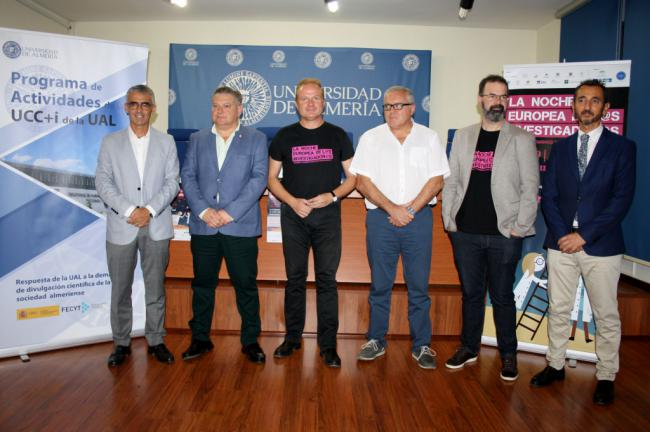 Almería volverá a liderar la Noche Europea de los investigadores