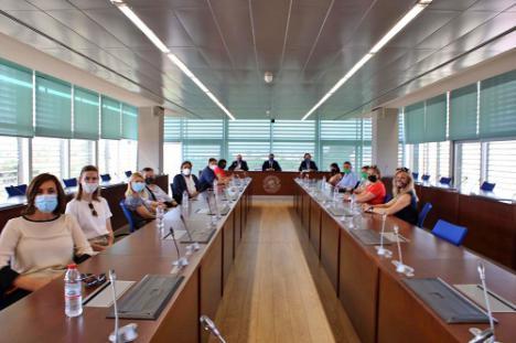 Primera reunión presencial de la Alianza AGR-EU