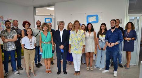 El Centro de Lenguas estrena aulas para favorecer el aprendizaje