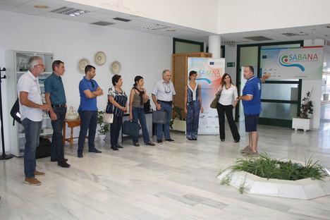 La UAL produce ya para la agricultura y la acuicultura con el proyecto SABANA
