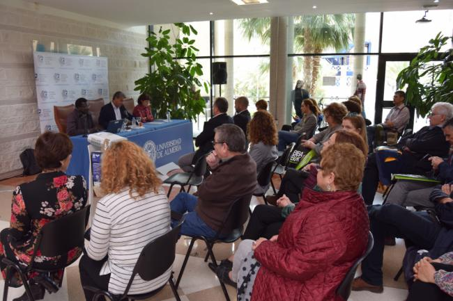El 'exilio' de la Biblioteca Fondo Kati centra la celebración del Día del Libro en la UAL