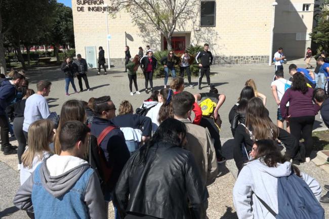 Gymkana benéfica para celebrar el Día Mundial de la Seguridad y Salud en el Trabajo
