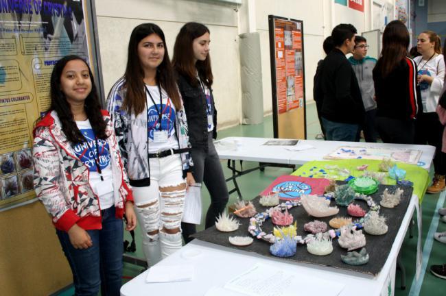 La vocación científica de los estudiantes de Secundaria 'cristaliza' de nuevo en la UAL