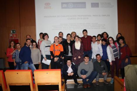 La Universidad de Almería vuelve a volcarse en la sensibilización hacia la discapacidad