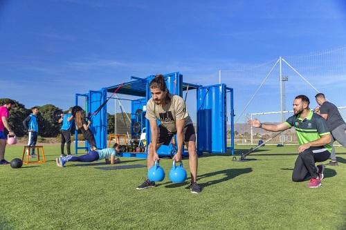 La mejoría de los 'datos COVID' pone a entrenar a los deportistas de la UAL