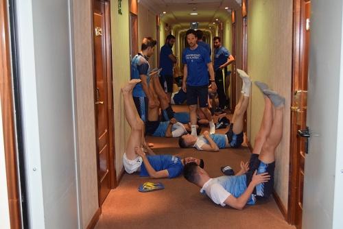 UAL Deportes llega ahora a estudiantes de Fisioterapia