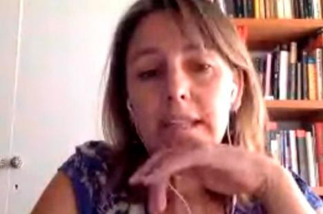 """Manuela Ocón: """"La fragilidad del sector terminará cuando se reconozca su intermitencia"""""""