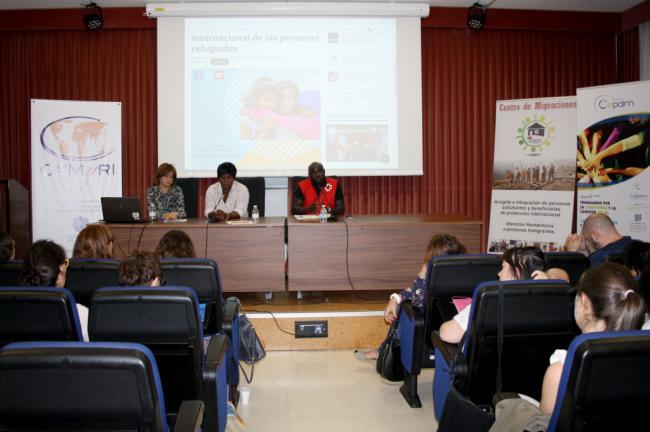 Las solicitudes de asilo de refugiados crecieron en España un 75% en 2018