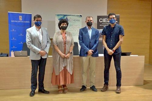 Tres municipios de Almería con agua radioactiva