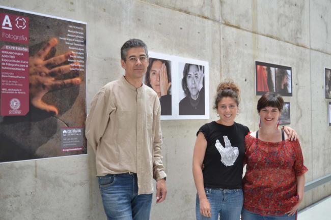 La fotografía terapéutica en la exposición 'Mirando hacia adentro'
