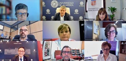 La UAL se integra en la 'Red de Universidades por la Infancia y la Adolescencia'