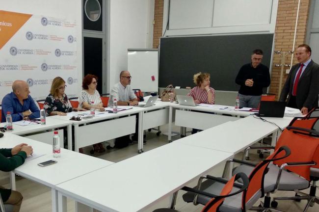 Las universidades andaluzas consensuan en la UAL la gestión de sus investigaciones