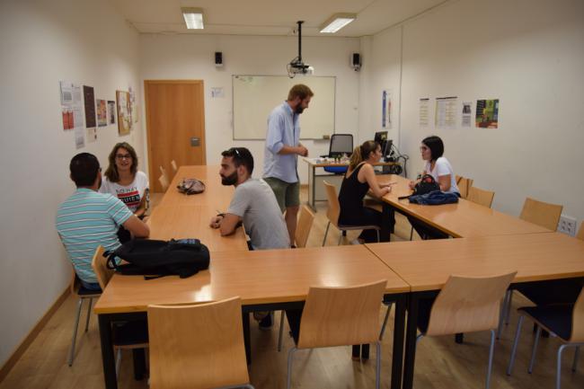 El Centro de Lenguas de la UAL muestra su amplia oferta y su vocación de servicio