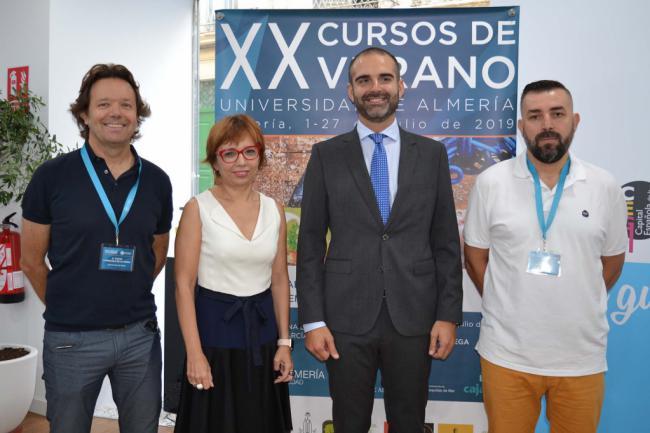 Una empresa del IBEX 35 prepara un impulso a Almería 2019
