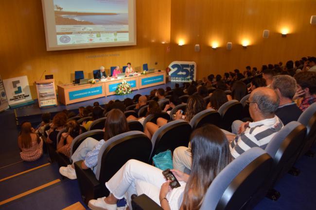 Orgullo y ambición en las jornadas de la UAL para graduados en Ciencias de la Salud