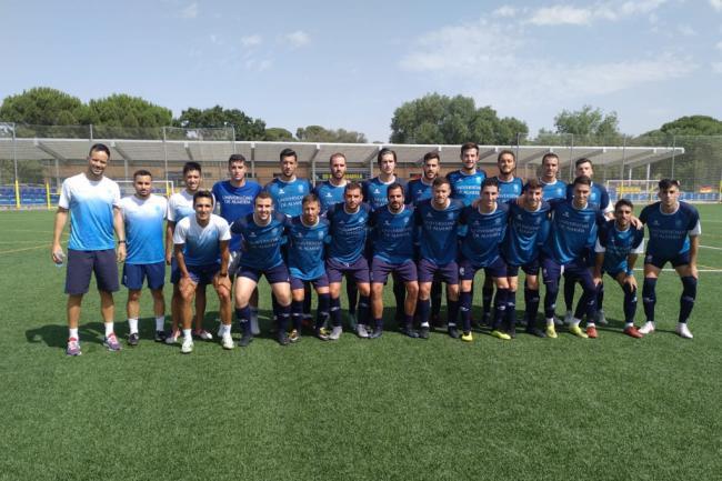 A la UAL se le escapa el Campeonato de Europa