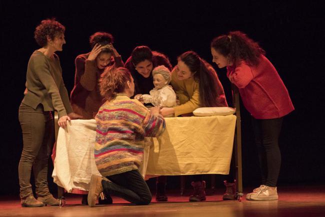 El Aula de Teatro de la UAL gana el XI Encuentro de Aulas de Teatro Universitario