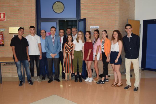 Las X Olimpiadas de Economía entregan sus premios en la UAL