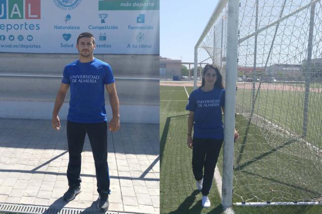 La gala final de UAL Deportes coronará a Lorena González y José Manuel Morales