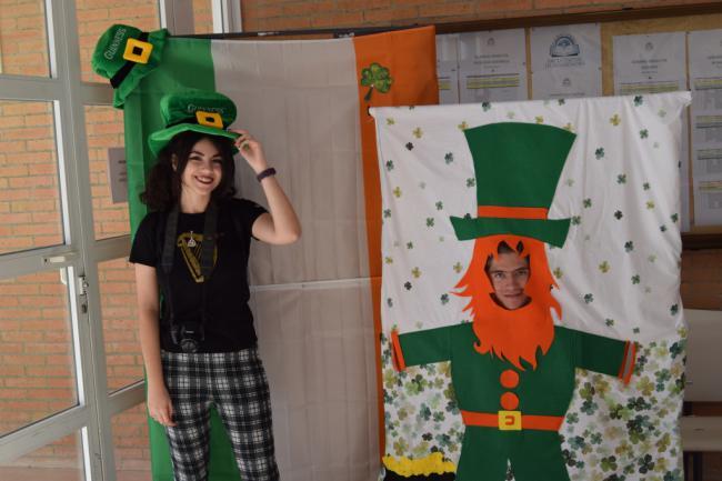 La UAL celebra el Día de San Patricio dedicado a los estudios irlandeses