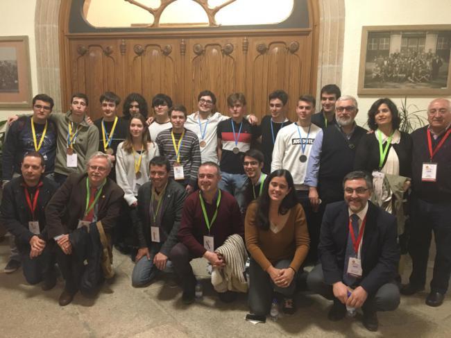 Almería será sede de la final de la Olimpiada Matemática Española en 2020