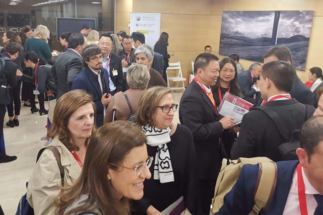La UAL participa en el 'China-Spain Higher Education Forum'