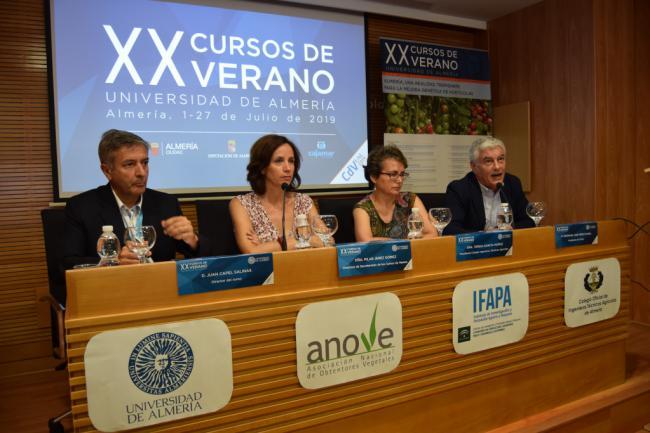 Almería abandera la mejora genética hortícola