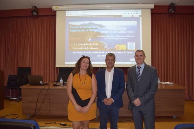 """El Congreso Internacional liLETRAd celebra su edición """"más grande"""" en la UAL"""
