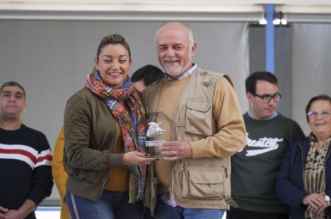 Diputación participa en la popular fiesta del vino de Benahadux