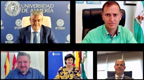 Se inaugura la I Edición de la Feria Aula Almería