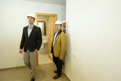 El Ayuntamiento de Almería condona la deuda del 80% para viviendas de alquiler de 'Almería XXI'