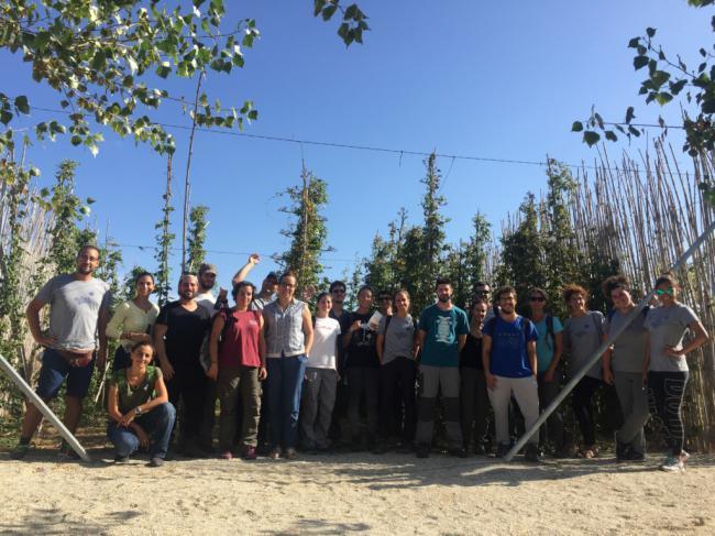 Voluntariado ambiental sobre cambio climático en el Parque Natural de Cabo de Gata-Níjar