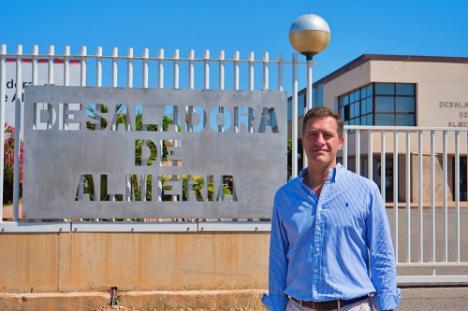Castellón pide incluir las desaladoras de Villaricos y Campo de Dalías en los Next Generation