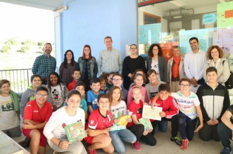 La Junta concede al colegio de Turre 'María Cacho Castrillo' el premio 'Semilla'