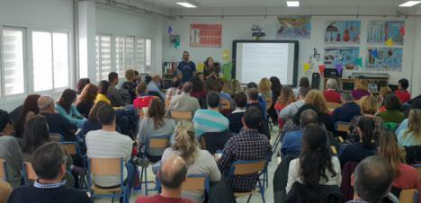 Más de 27.000 estudiantes de Almería participan en proyectos 'Aldea' de educación ambiental