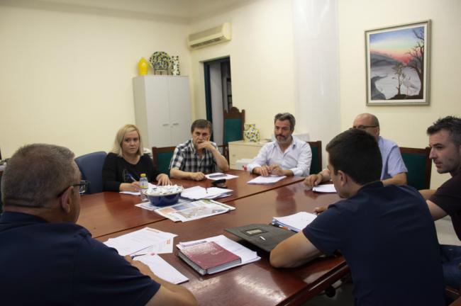 """Dispositivo especial del Ayuntamiento de Níjar para la ópera rock """"Jesucristo Superstar"""""""