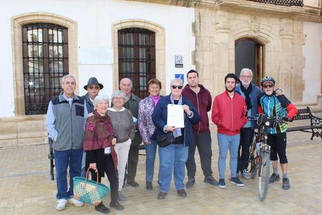 Podemos Vera y colectivos sociales registran más de 700 firmas para exigir el encauzamiento del Río Antas
