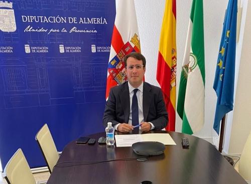 El 'Plan Almería' de Diputación se convierte en referente para los municipalistas iberoamericanos